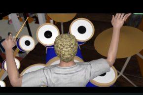 """Horizons"" music video pre-visualization."